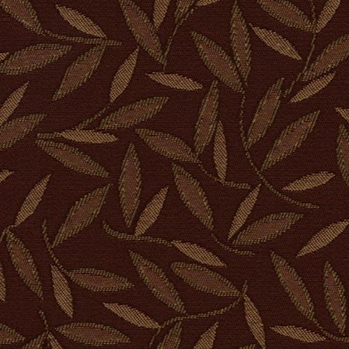 Flash Furniture - 18.5''W Church Chair in Jasmine Merlot Fabric - Gold Vein Frame