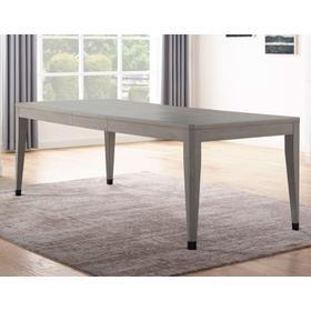 """Fordham 72-90-inch Dining Table w/18"""" Leaf"""