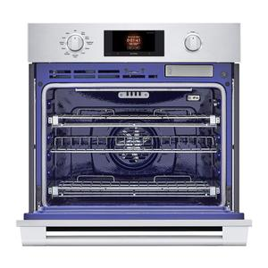 Signature Kitchen Suite30-inch Single Wall Oven with Steam-Combi