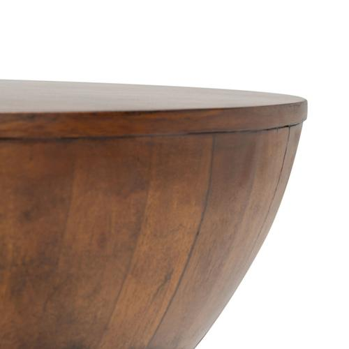 Safavieh - Alecto Round Coffee Table - Brown