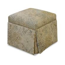2F0081SN Darlington Storage Ottoman with Nails
