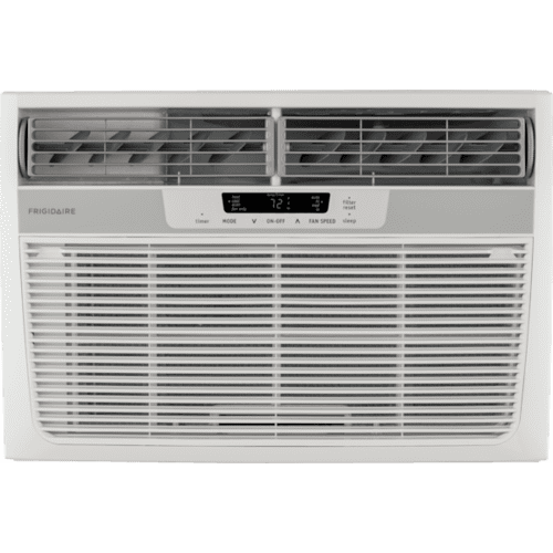 Gallery - Frigidaire 12,000 BTU Window-Mounted Room Air Conditioner with Supplemental Heat