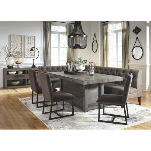 Tripton Corner Dining Room Bench