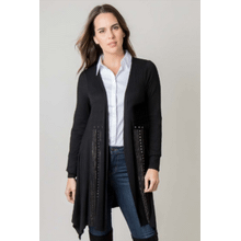Feeling Fierce Rhinestone Cardigan - L/XL (4 pc. ppk.)