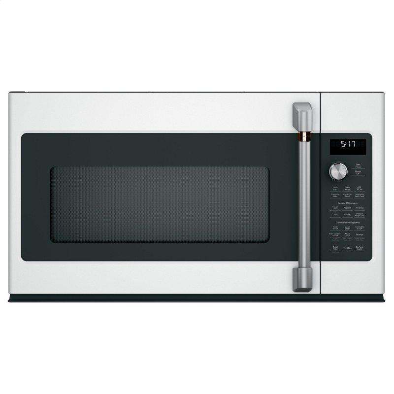 2.1 Cu. Ft. Over-the-Range Microwave Oven