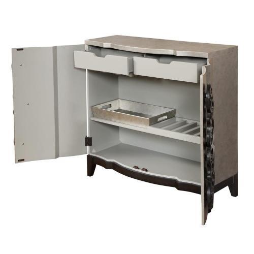 2 Dr Bar Cabinet