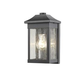 Morgan SC13100BK Outdoor Wall Light