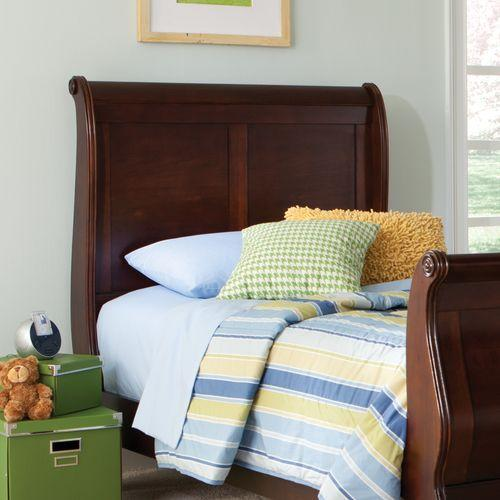 Full Sleigh Headboard (RTA)