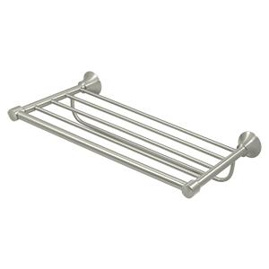 "20"" Hotel Shelf, 88 Series - Brushed Nickel Product Image"