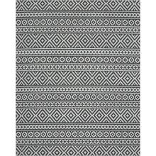 Breeze - BRZ1103 Black Rug