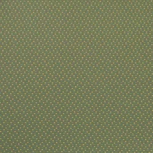 Flash Furniture - 18.5''W Church Chair in Harmony Sea Green Fabric - Gold Vein Frame