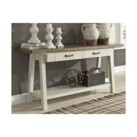 Stownbranner Sofa Table Two-tone