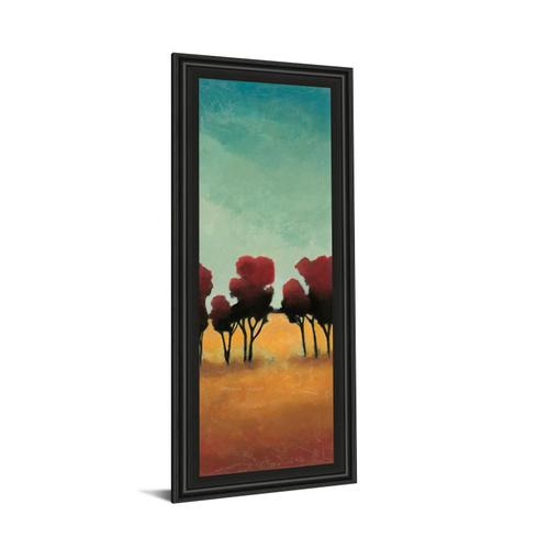 """""""A New Day Il"""" By Angelina Emet Framed Print Wall Art"""