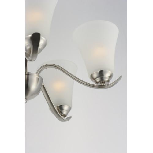 Vital 5-Light Chandelier