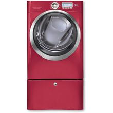 8.0 Cu. Ft. Gas Front Load Dryer with Wave-Touch® Controls featuring Perfect Steam