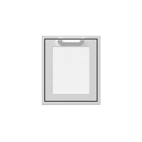 """18"""" Hestan Outdoor Single Access Door - AGADR Series - Froth"""