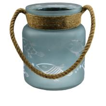 See Details - Medium Fisher Hurricane with Rope Handle