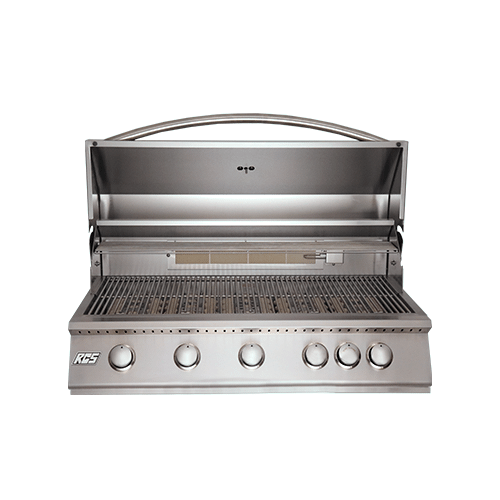 "40"" Premier Drop-In Grill - RJC40A - Natural Gas"