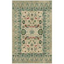 French Valley Willow Grey Rectangle 2ft 4in X 7ft 10in