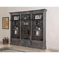 GRAMERCY PARK 3 piece Museum Bookcase (9030 and 2-9031) Product Image