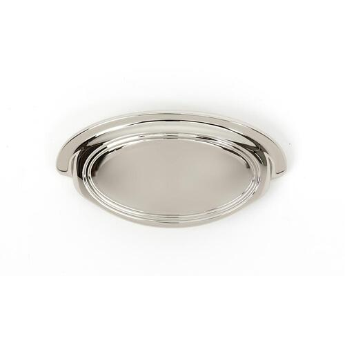 Classic Traditional Cup Pull A1570-3 - Polished Nickel