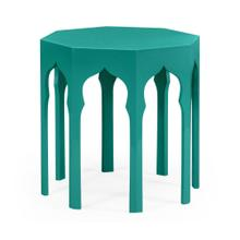Side table (Aruba Blue)