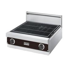 """See Details - Chocolate 24"""" Gas Char-Grill - VGQT (24"""" wide char-grill)"""
