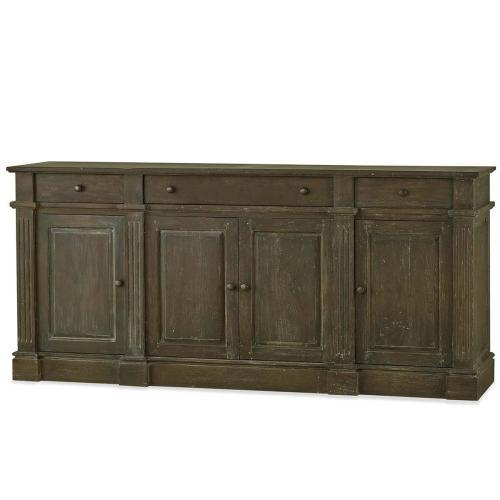 Roosevelt 4 Door 3 Drawer Sideboard