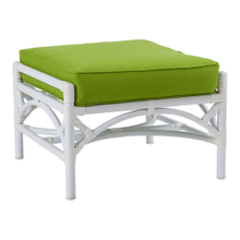 Chippendale Outdoor Ottoman
