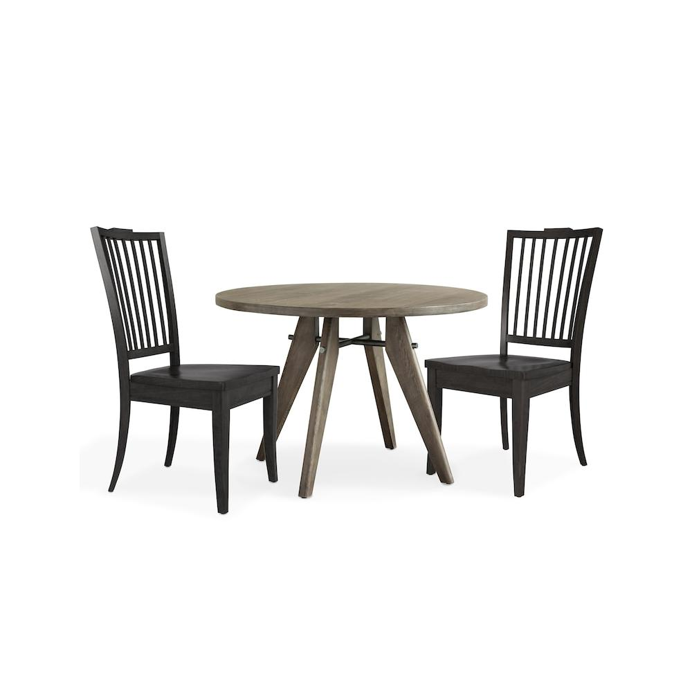 Gavin Round Table and 2 Chairs