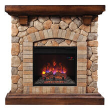 Classic Flame 18WM Tequesta Wall Mantel
