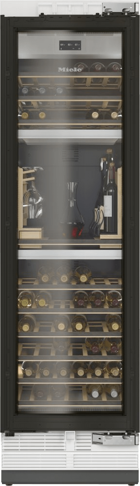 MieleKwt 2661 Vis - Mastercool Wine Conditioning Unit For High-End Design And Technology On A Large Scale.