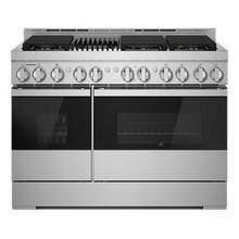 """See Details - NOIR 48"""" Gas Professional-Style Range with Grill"""