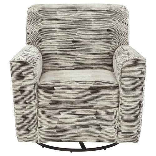 Callisburg Swivel Glider Accent Chair