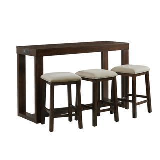 See Details - Hardy Multipurpose Bar Table Set