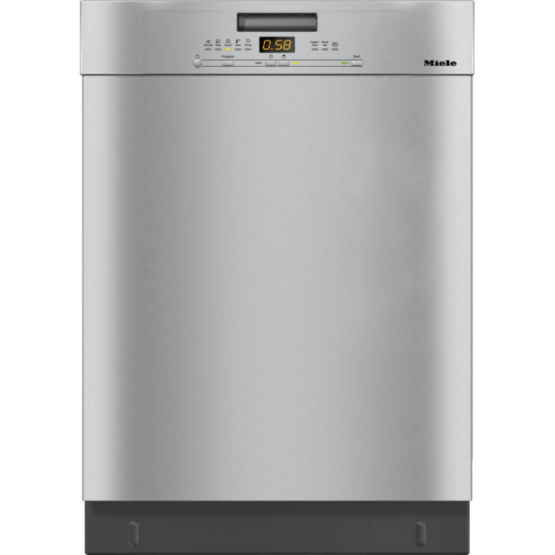 G 5006 SCU - Built-under dishwasher in tried-and-tested Miele quality at an affordable entry-level price.