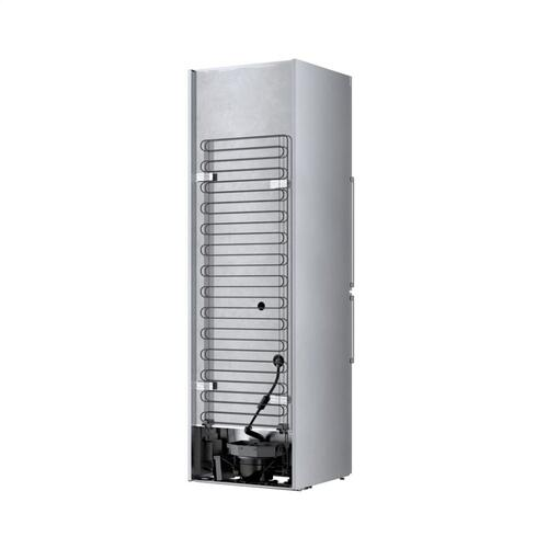 800 Series Freestanding Bottom Freezer Refrigerator Easy Clean Stainless Steel B11CB81SSS