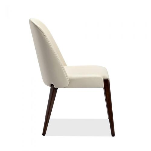 Alecia Dining Chair - Beige
