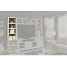 NANTUCKET 21 in. Open Bookcase Top
