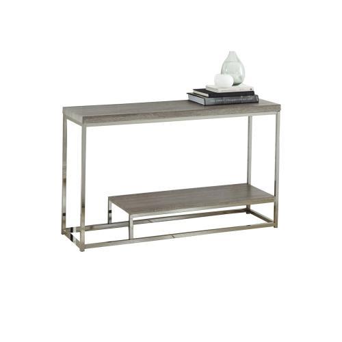 Lucia Sofa Table, Gray