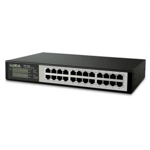 24-Port Gigabit Flex Mount Switch