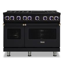 "48"" Limited Edition Sealed Burner Gas Range - VGR7482 Viking 7 Series"