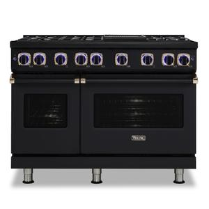 "Viking48"" Limited Edition Sealed Burner Gas Range - VGR7482 Viking 7 Series"