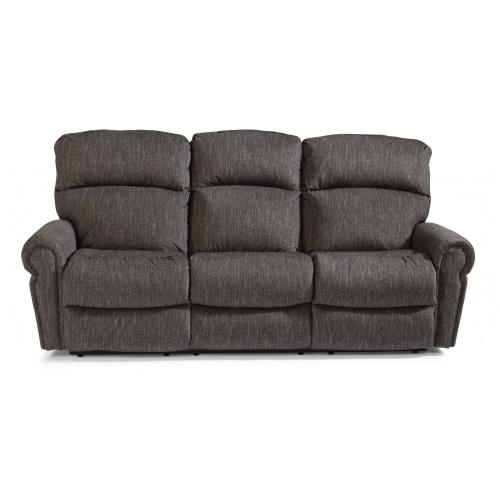 Product Image - Langston Fabric Power Reclining Sofa with Power Headrests