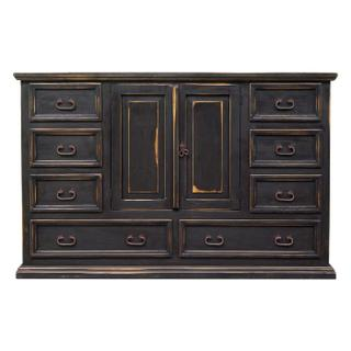 Stone Brown Mansion Dresser