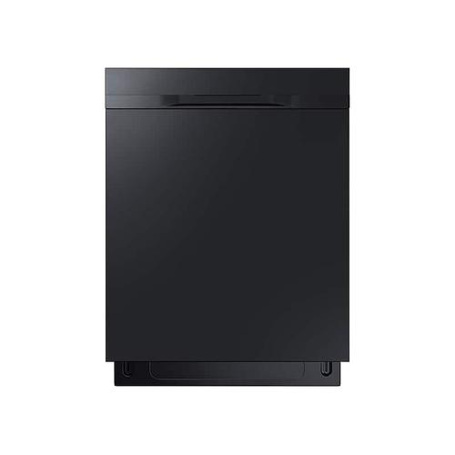 Samsung - StormWash™ Dishwasher with Top Controls in Black
