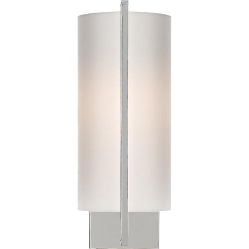 Visual Comfort BBL2110PN-S Barbara Barry Framework 1 Light 5 inch Polished Nickel Decorative Wall Light