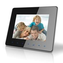 8 inch Digital Photo Frame with Multimedia Playback