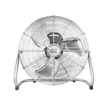 """See Details - Brentwood F-20CRC 3-Speed 20"""" High Velocity Floor Fan, Metal Construction"""