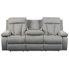 Mitchiner Reclining Sofa w/Drop Down Table